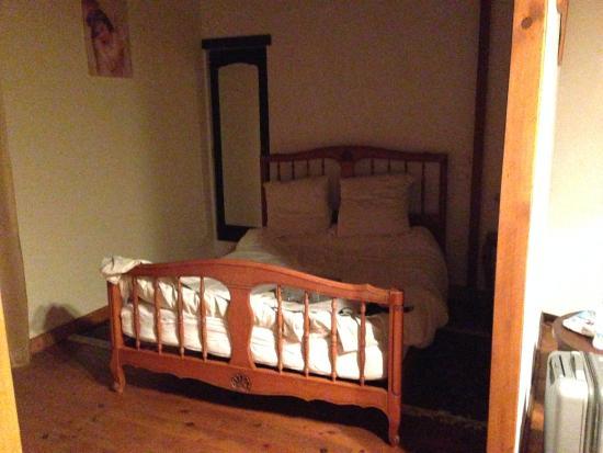 Les Hauts Paturages : bedroom
