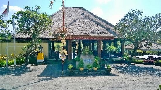 Bali Masari Villas & Spa: Eingang