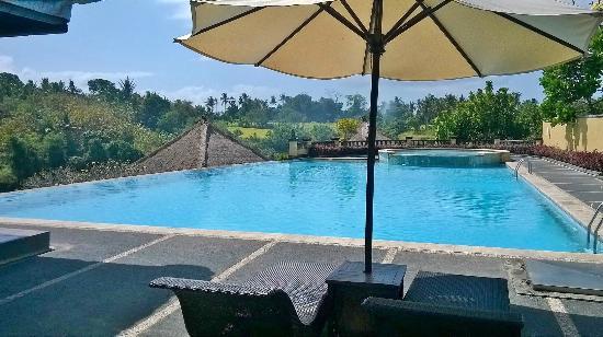 Bali Masari Villas & Spa: Poolblick