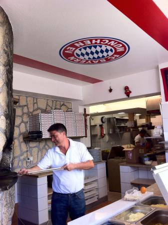 Eitting, Germania: Ristorante Pizzeria DaMassimo