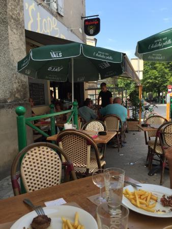 Bar de L'Etape