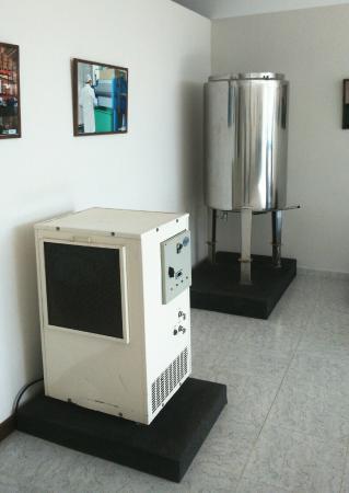 La Oliva, España: maquina del museo