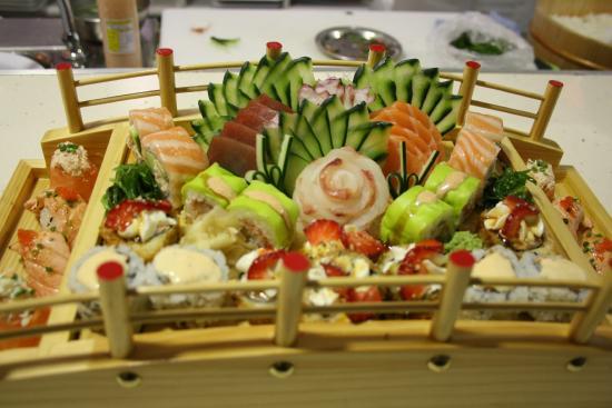 Omakase Sushi & Steak-House