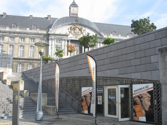 Archeoforum de Liege