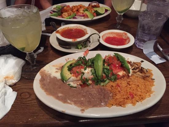 Kiosco Mexican Grill: Burrito Diablo