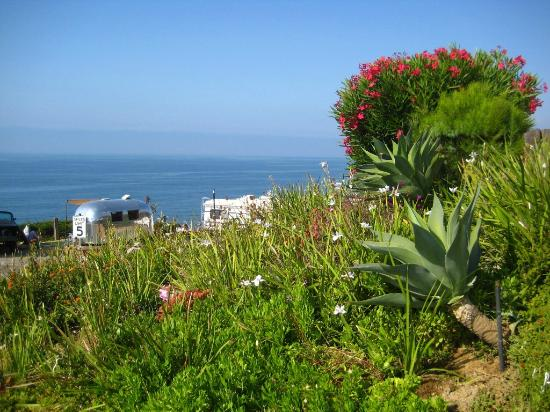 View From Camp Site Picture Of Malibu Beach Rv Park