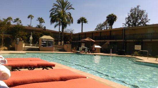 Hyatt Regency Newport Beach: Quiet Lido pool