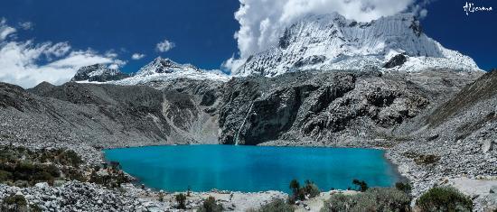 Nationalpark Huascarán: Laguna 69, Huaraz, (Perú)