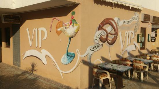 V.I.P Lounge Park Cafe