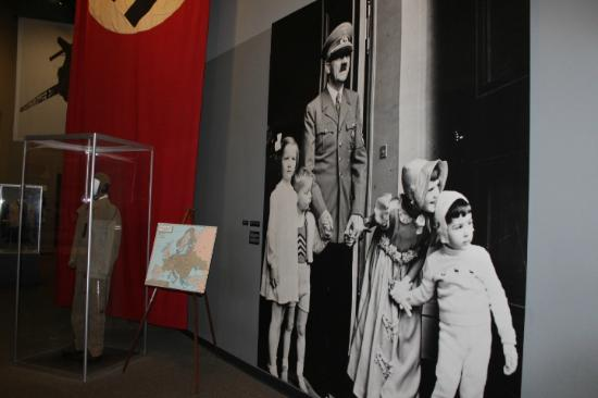 Hitler And Children Picture Of National Museum Of The Mighty