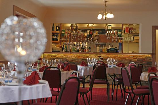 Elphinstone Hotel: Function Room and Bar