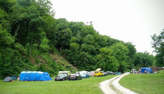 Pool Bridge Camp Site Updated 2017 Campground Reviews Porlock England Tripadvisor