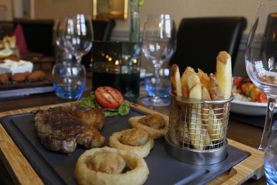 Elphinstone Hotel: Steak Slate