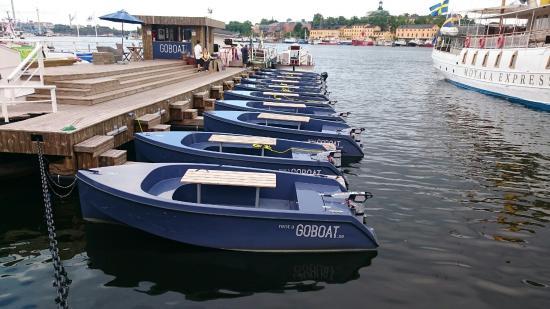 GoBoat Stockholm