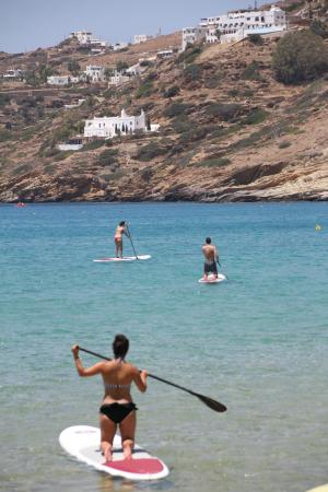 Meltemi Watersports: Stand Up Paddleboarding
