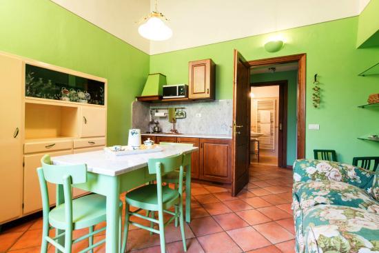 Le Civette Country Resort: Appartamento Olivo