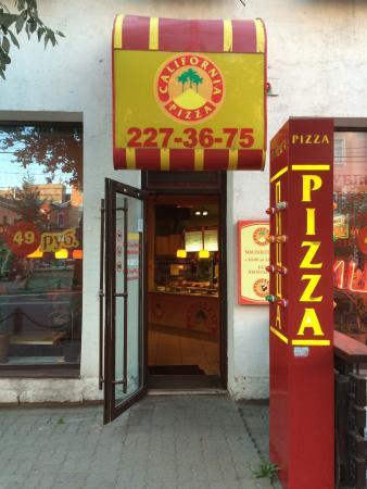 Kalifornia Pizza
