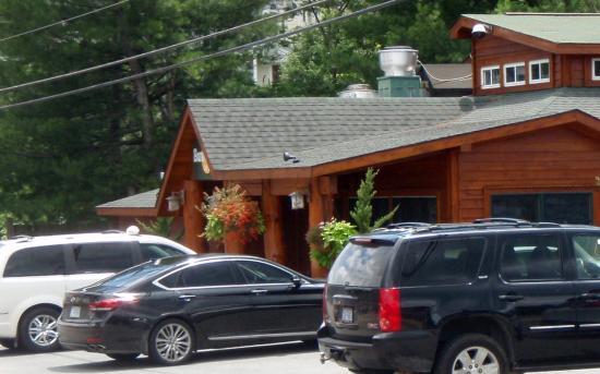 Banner Elk Cafe: Street View