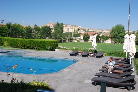 Avrasya Hotel: la piscina