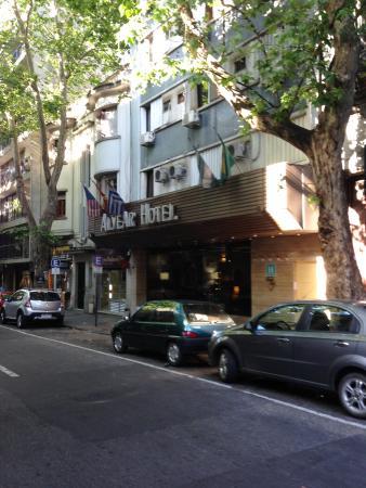 Hotel Alvear: Exterior