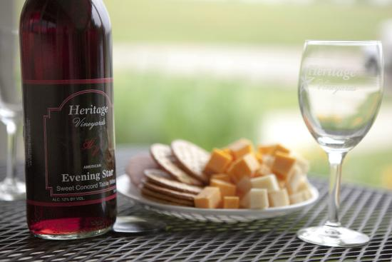 Heritage Vineyard Winery