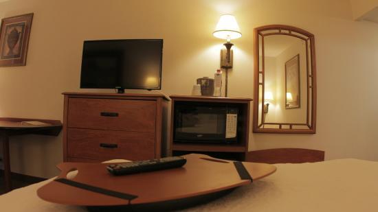 Hampton Inn by Hilton Torreon-Airport Galerias: Habitacion Equipada