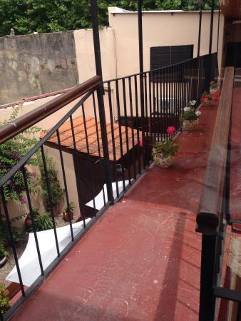 Posada del Rio : Courtyard