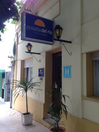 Posada del Rio : Entrance