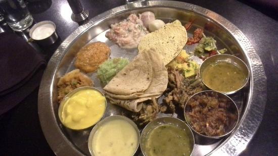 Shabree : Unlimited Maharashtrian Thali