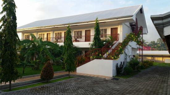 Dumaguete Studio Apartments: Rommene