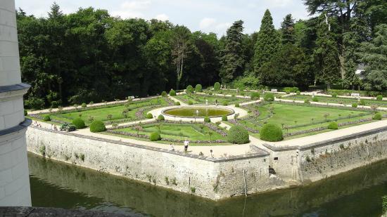 le jardin de catherine de m dicis picture of chateau de