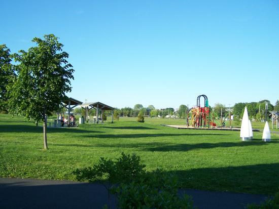 Parc du Campus-et-de-la-Cite