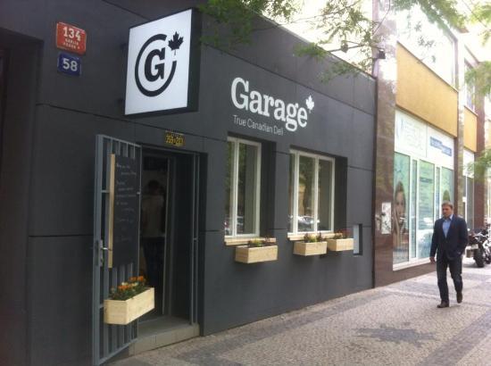 Photo of Restaurant Garage at Křížíkova 58, Prague 186 00, Czech Republic