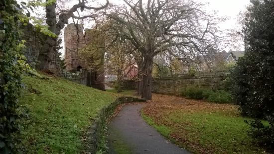 Chster City Walls Picture of Walls of Chester Chester TripAdvisor