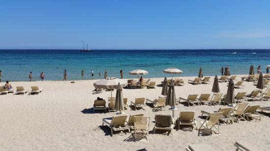 Forte Village Resort - Le Dune : La Spiaggia del Forte Village Resort