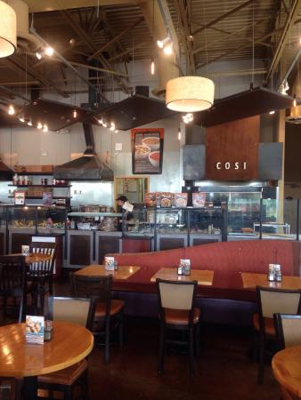 Cosi Cosí Restaurant In Farmington Hills Mi