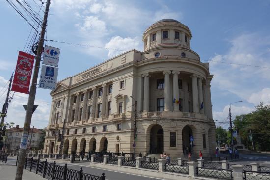 Mihai Eminescu University Library
