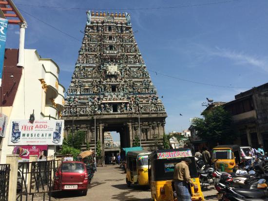 Chennai Magic - Day Tours: Kapaleeshwarar Temple in Mylapore