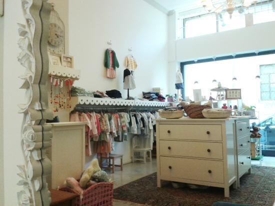 Rue des Enfants : la boutique