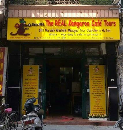 Kangaroo Cafe : Still here ....