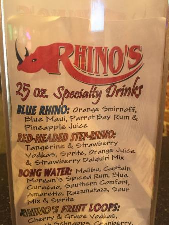Rhino's Hometown Pub