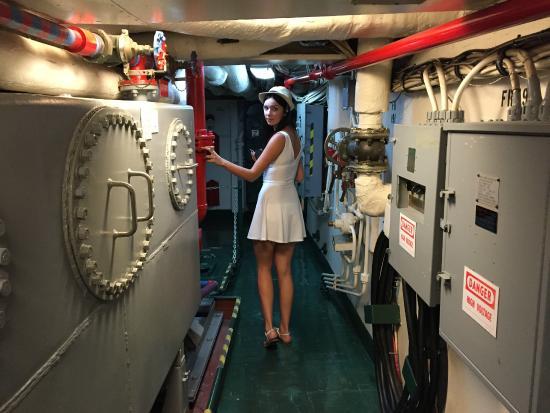 Musée de l'USS Midway : Sexy Lady - USS Midway Museum