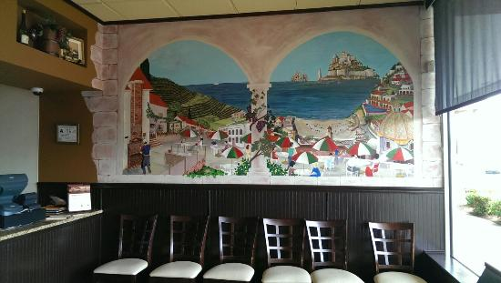 Inside wall mural Picture of Sorrento Pizzeria and Italian