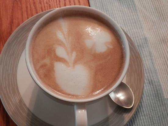 Li-Li Bed & Breakfast: Special brewed coffee at Lili's
