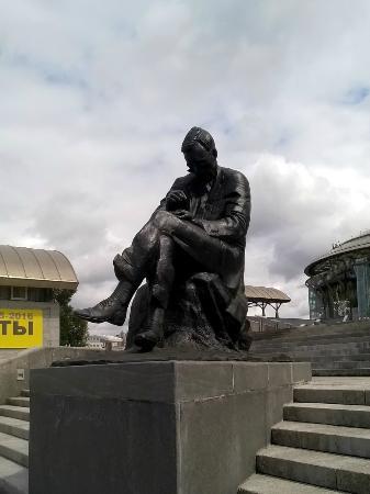 Statue of Shostakovich