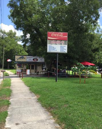 Waldo, FL: Randy's Rib Shack