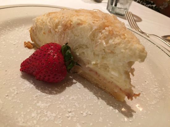 Coconut Cream Pie - Picture of McKendrick's Steak House, Atlanta ...