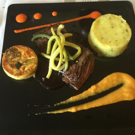 Prades, Francia: Restaurant Le Galie