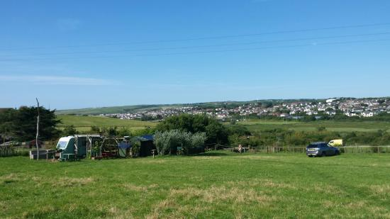 Cerenety Eco Camping: Cerenety and surrounds