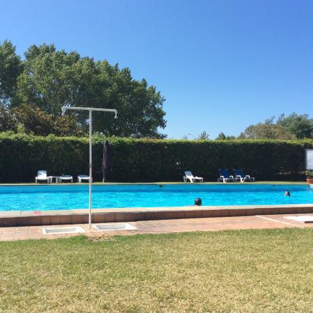 Hotel Pazo O'Rial: Swimming pool